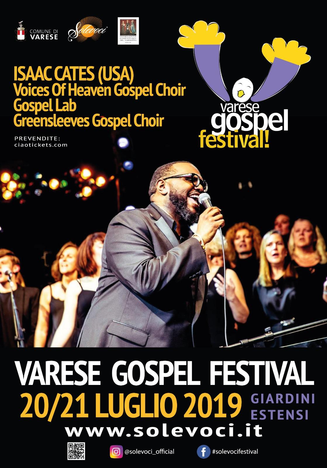 Varese Gospel Festival 2019